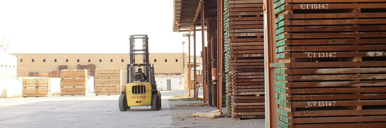 comprar madera - Almacen de madera MAJOFESA