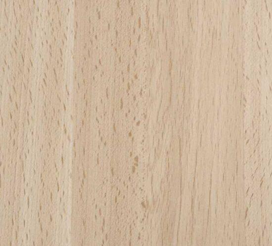 madera de haya natural