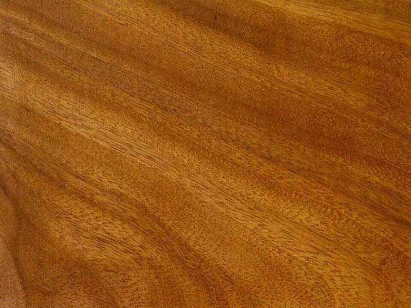 madera de iroko