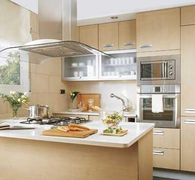 Cocinas de madera modernas con dise os acogedores majofesa for Cocinas modernas valencia