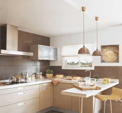 cocinas de madera - banco barra de cocina - almacén de maderas valencia majofesa