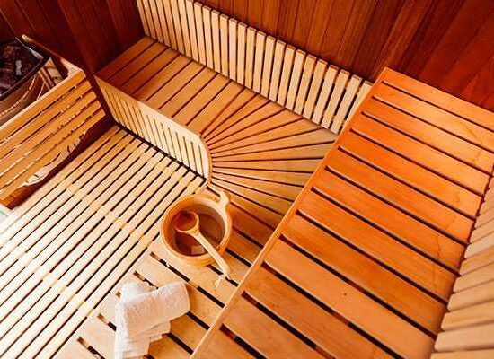 sauna de madera - almacen de maderas valencia Majofesa