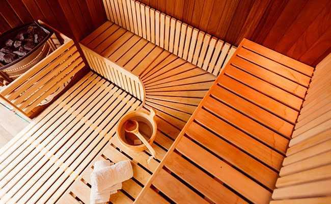 Sauna De Madera El Mejor Lugar Para Relajarse Majofesa - Sauna-madera