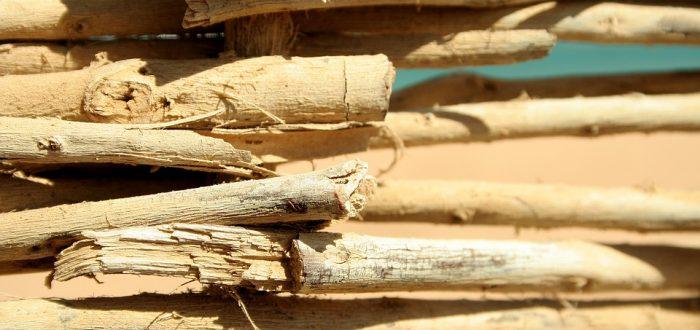rollizo de madera
