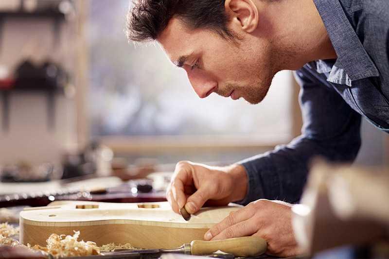 Luthier: el arte de construir instrumentos